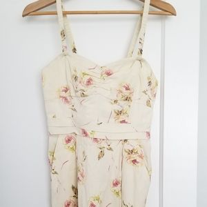 Aritzia Wilfred Floral Dress, Size 6